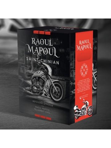 Raoul Mapoul -- AOP SAINT-CHINIAN